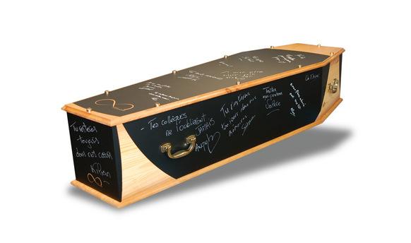 Cercueils personnalisés