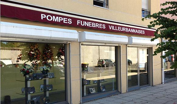 Pompes Funèbres Villeurbanne et Mornant